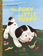 Poky Little Puppy Book Cover