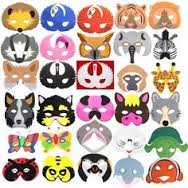 foam masks for children