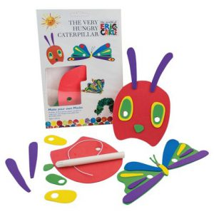 caterpillar mask kit