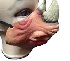 Rhino half-mask